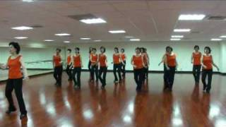 Dutchess Beguine 南美洲土風舞 linedance CD 11-4 Teach n Demo