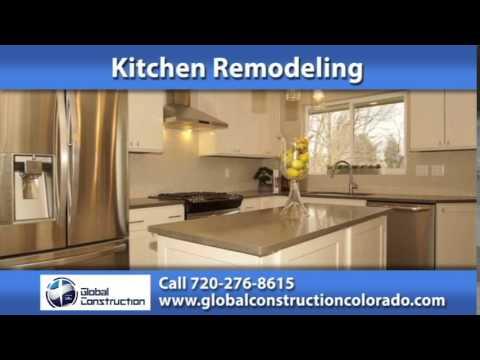 Bathroom Remodeling Denver CO Global Construction LLC YouTube - Bathroom remodeling denver co