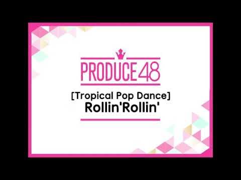 Produce 48 - Rollin'Rollin' [AUDIO FULL]