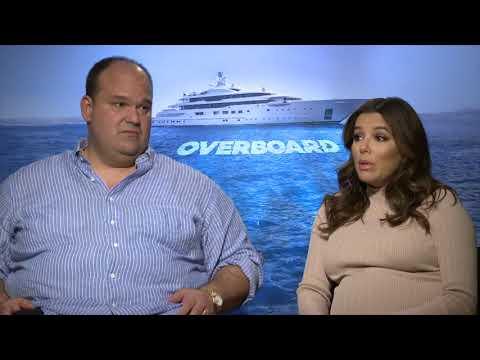 Mel Rodriguez & Eva Longoria: OVERBOARD