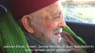 Short message during Safar to Shaykh Abdulkerim el Kibrisi