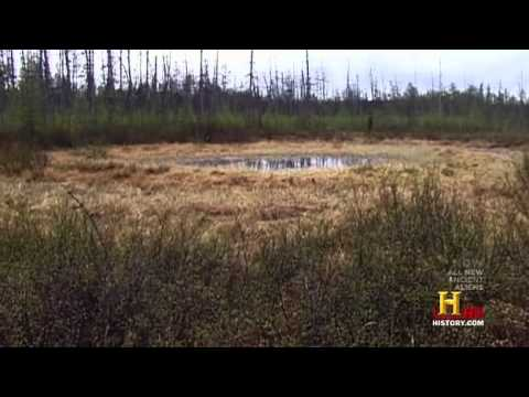 Mysterious domes in Siberia - radioactive UFO weapons?