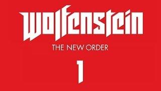 прохождение Wolfenstein: The New Order - Часть 14 - Коды запуска Полностью на русском