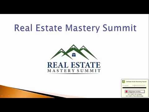 Real Estate Mastery Summit:  Jeff Dowler