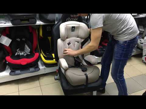 Автокресло Cam Combo (9-36 кг)