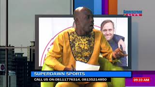Rohr's Unpaid Salary, Lagos Open Tennis, CAF Confederations Cup- 11TH OCT.' 19