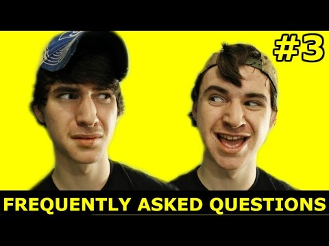Frequently Asked Questions! #3