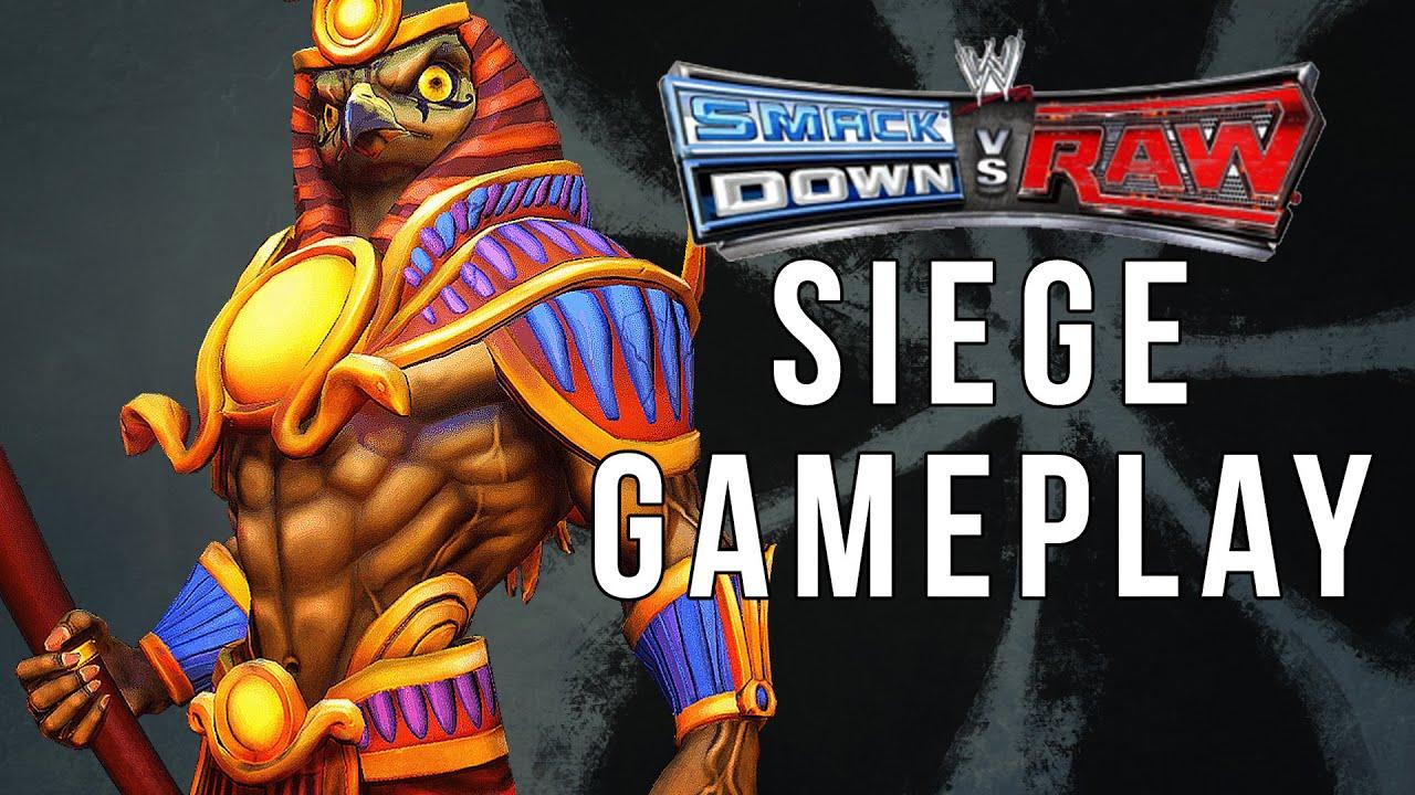 Smite Siege Smackdown: Ra Gameplay ...