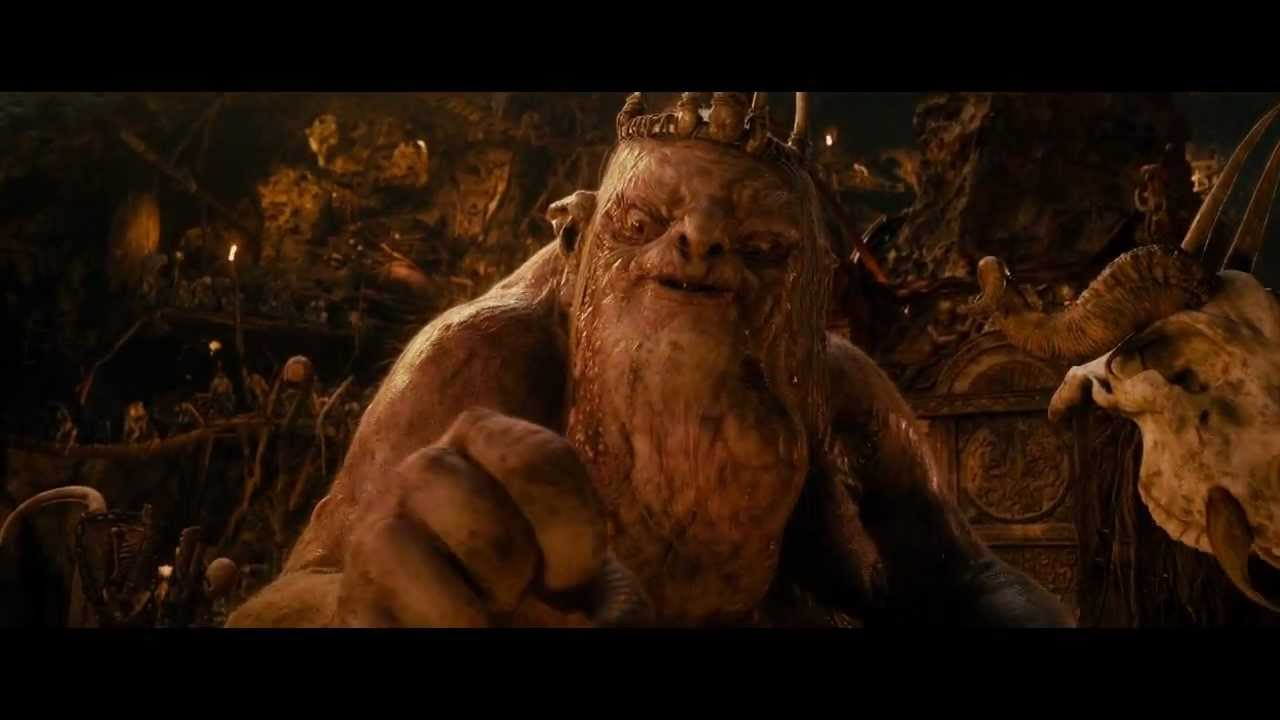 Troll King Lord Of The Rings