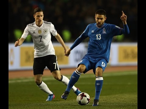 Azerbaijan vs Germany 1-4 26th March 2017 All Goals and Highlights!