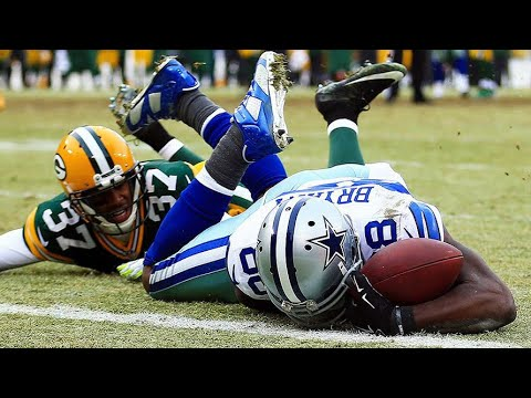 Green Bay Vs Dallas Dez Dropped It 2014 Nfc Divisional Green Bay S Greatest Games