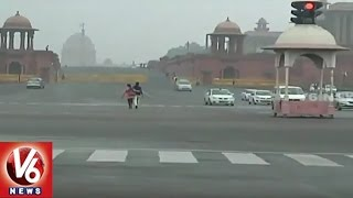 Special Report On Capital City New Delhi Weather | V6 News