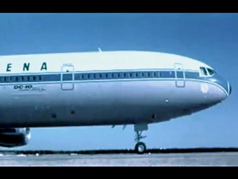 Sabena McDonnell Douglas DC-10 Commercial - 1974