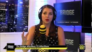 "The Bridge After Show Season 1 Episode 11 ""Take the Ride, Pay the Toll"" 