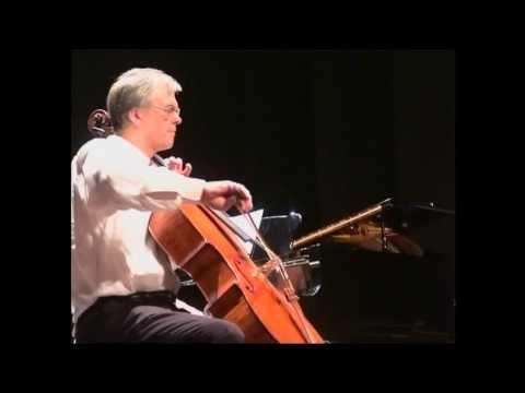 Lopes Graça - Página Esquecida (Forgotten Page) for Cello and Piano