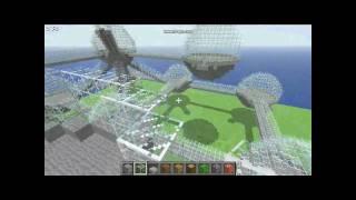 Shimizu Mega City Project - Minecraft