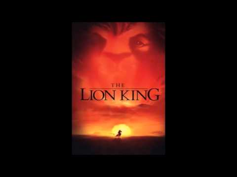 The Lion King - I Just Can't Wait to be King Instrumental (Zazu On)