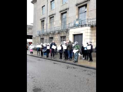 cambridge against astrazeneca planning demonstration