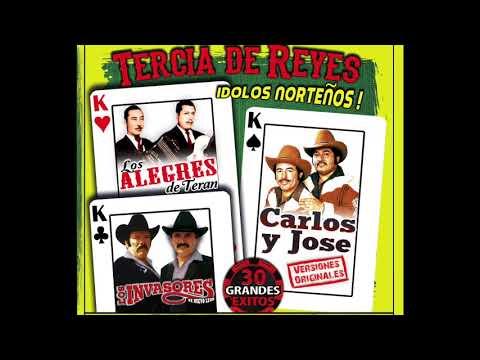 """Tercia De Reyes """"30 Grandes Exitos"""" - Los Invasores, Carlos y Jose, Los Alegres (Disco Completo)"""