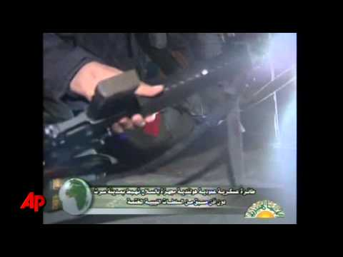 Libya TV s Captured Dutch Crew