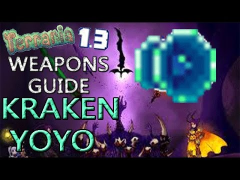 how to make a yoyo in terraria ios