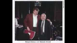 "Malcolm Arnold ""Hobson's Choice"" Overture & Finale - Hickox conducts"