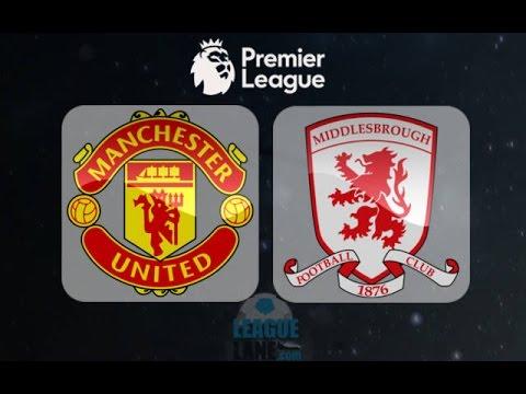 Wow GGMU!! Ini Statistik Catatan menarik usai laga Manchester United Vs Middlesbrough