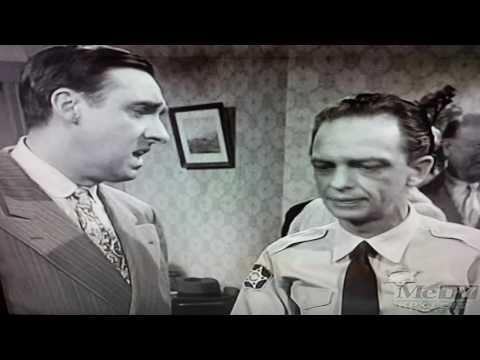 """Andy Griffith - """" Barney, don't you ever call me dumb again""""."""