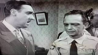 "Andy Griffith - "" Barney, don't you ever call me dumb again""."