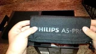 обзор на Наушники Philips A5PRO/00 (серия Armin Van Buuren) Код товара 182895