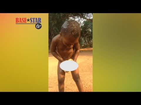 "5year old Ghanaian boy singing  ""Mahama ONAAPO"""