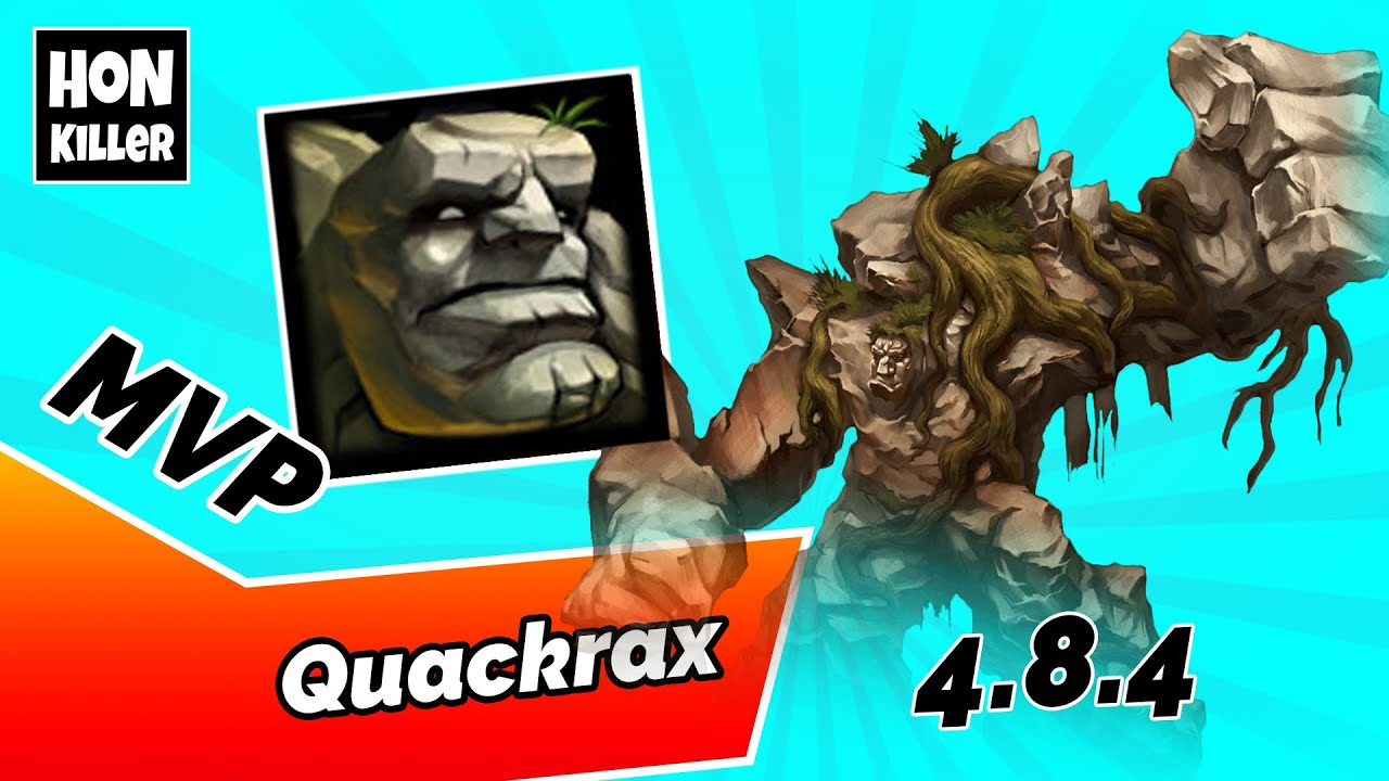 HoN Pebbles Gameplay - Quackrax - 28 Kills