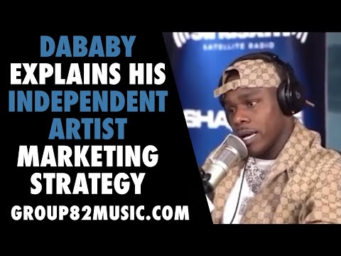 DaBaby Explains His Independent Artist Marketing Strategy