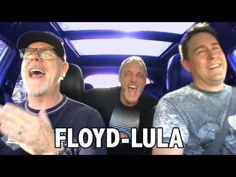 FLOYD LULA Carpool Karaoke - New Thought Music