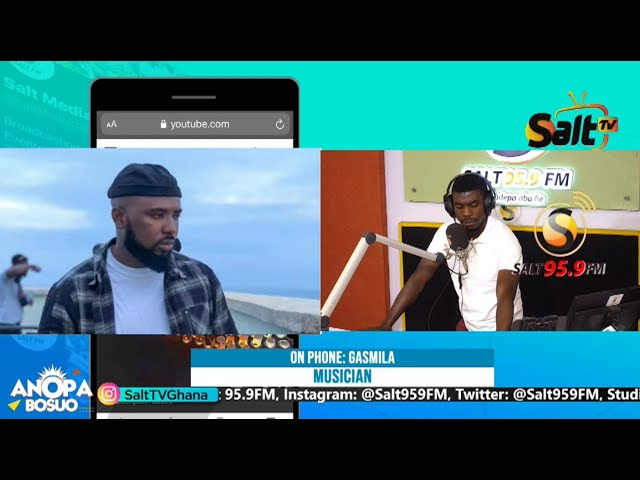 I WILL PARTNER OTHER CELEBRITIES TO CLEAN ACCRA - GASMILLA