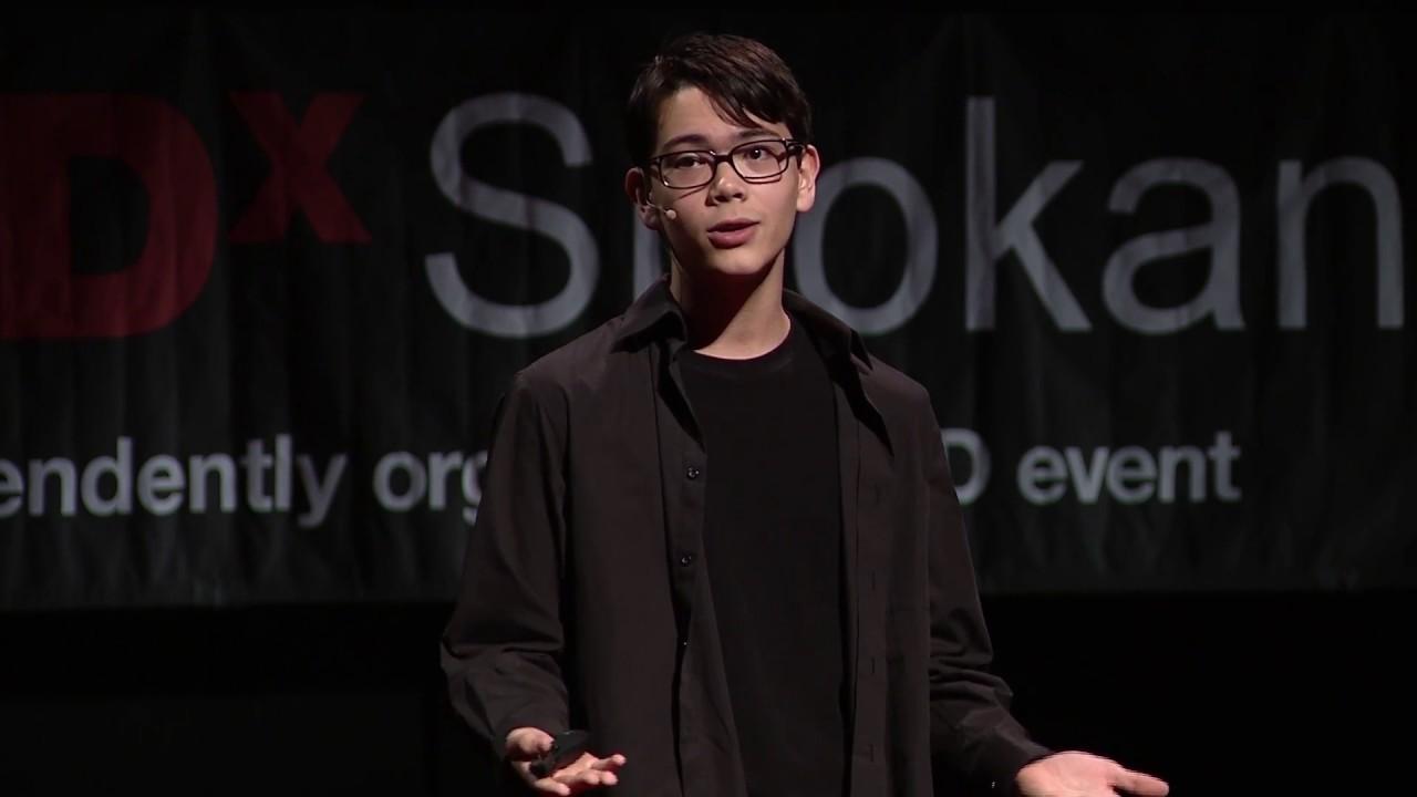 Tales of a Teenage Filmmaker | Zachary Maxwell | TEDxSpokane