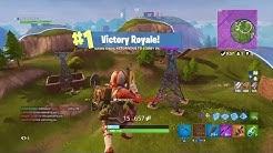Fortnite Battle Royal | Victory Royale In Season 3