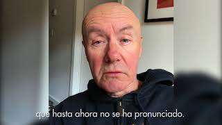 Irvine Welsh - Free Catalan Political Prisoners