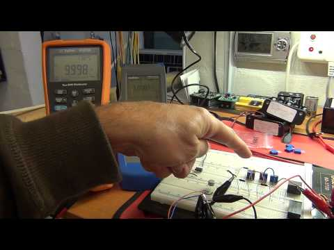 Multimeter Reference Check #2 - Calibration oven / cooler and current reference