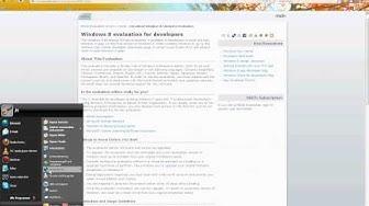 Windows 8 Vollversion kostenlos downloaden (Deutsch)