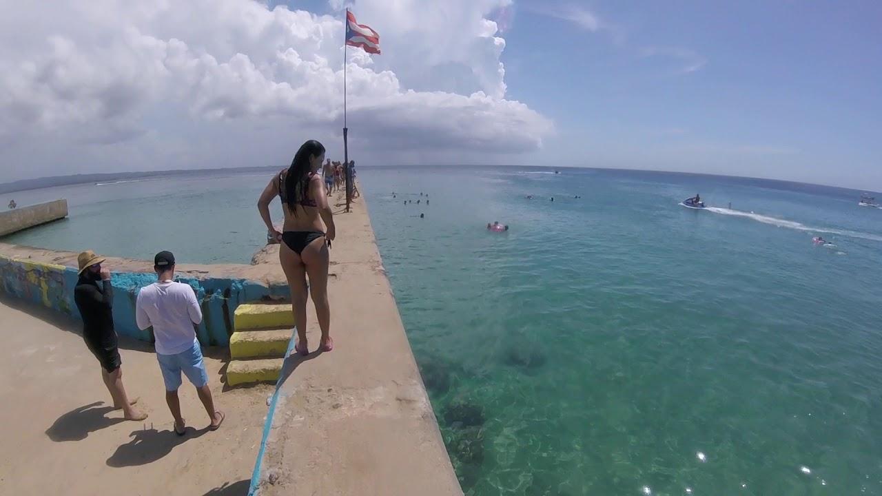 Crash Boat Beach - Aguadilla, Puerto Rico - YouTube
