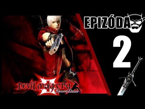 [ AGNI & RUDRA BOSS x3 ] ⊳【 Devil May Cry 3 】 / 1080p 60fps / CZ/SK Lets Play / # 2 thumbnail