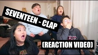 SEVENTEEN - CLAP (박수) || Reaction Video (ARE THEY SWITCHING TO A DADD- uh DARK CONCEPT???)