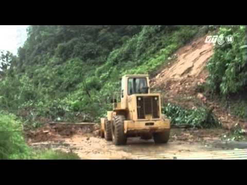 VTC14_Mưa lớn gây thiệt hại tại Hà Giang