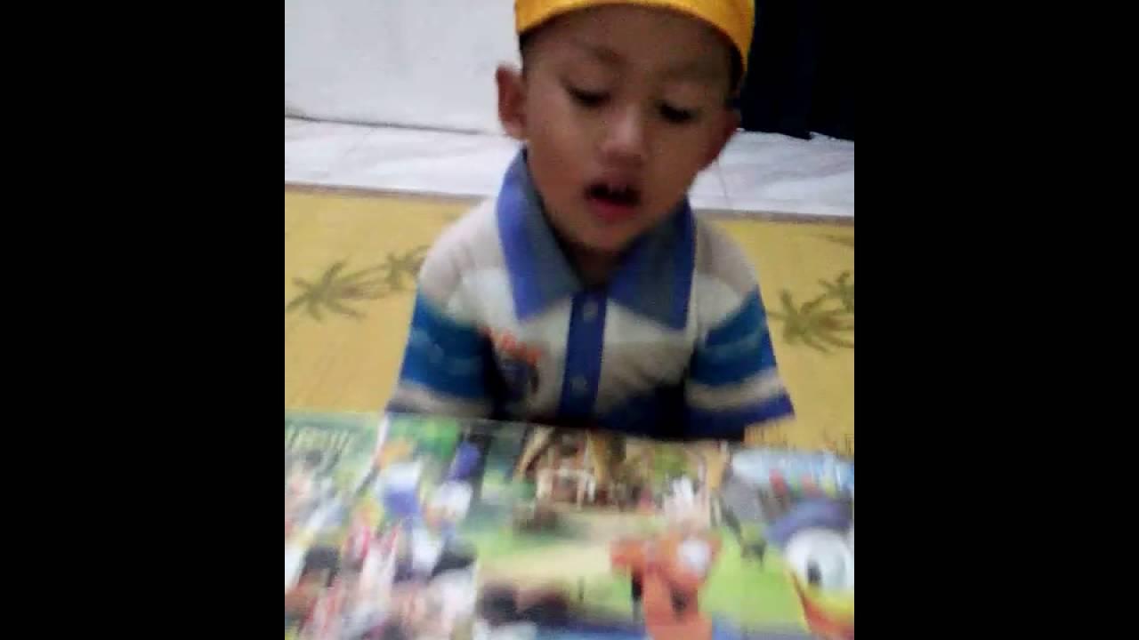 Anak Kecil Belajar Doa Dan Surat Pendek Youtube