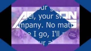 Lyrics to Guardian Angel by Abandon All Ships FT. Lena Katina