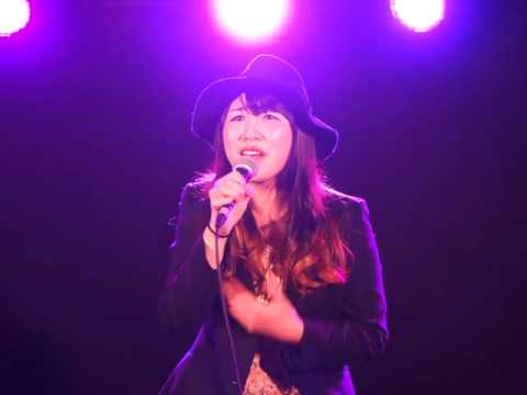 Cazmin「Lost Love」(オリジナル)、堀江Goldee、15.03.16