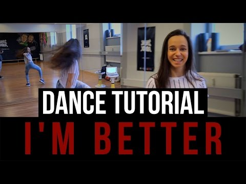 Hip Hop DANCE TUTORIAL ★ I'm Better - Missy Elliott | Choreography Alex Neüff