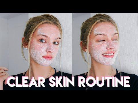 HOW I CLEARED MY SKIN | My Skin Care Routine