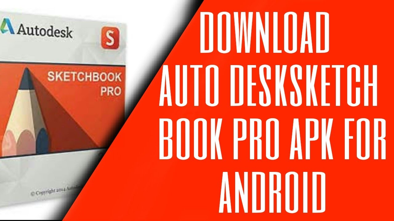 How to download outodesk sketch book pro